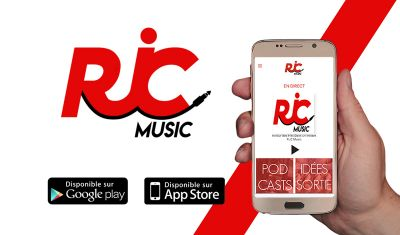RJC Music - Application Mobile